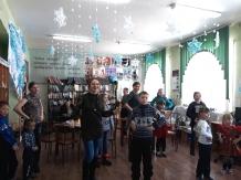 Новогоднее конфетти  «Дед Мороз, Йолуппуки и другие»