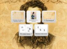 БиблиоИгра «Мир Пушкина»