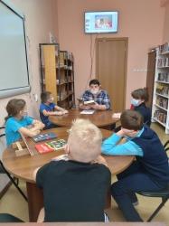 Кулунская сельская библиотека, Т. Кудрявцева рассказ «Детский дом. Лёка…»