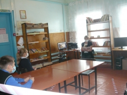 Березоволоская сельская библиотека, рассказ А. Митяева «Отпуск на 4 часа»