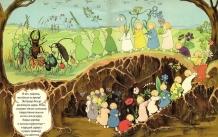 Детки матушки земли / Сибилл фон Олферс