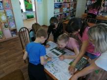 Лето в детской библиотеке